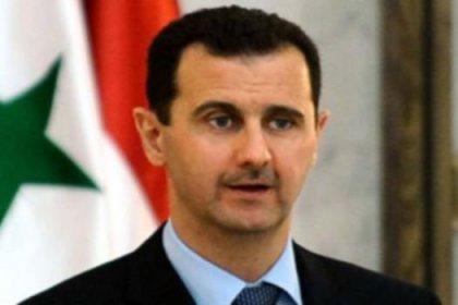 Esad, Amerikan halkına seslenecek