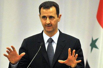 Esad görüşmeleri kabul etti