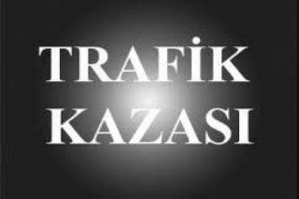 Eyüp'te trafik kazası: 1 ölü