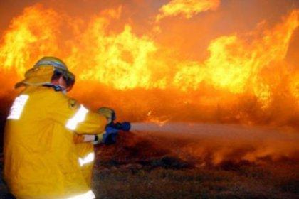 Fatih'te Yangın: 1'i Ağır, 3 Yaralı