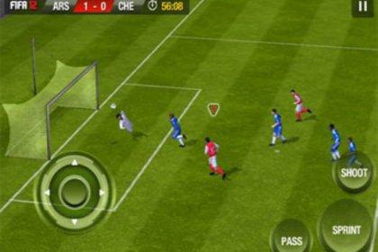 FIFA 12, iPhone'da