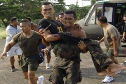 Filipinler'de binlerce kişi evlerinden oldu