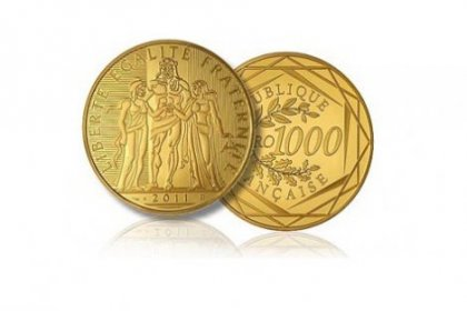 Fransa 1000 Euro Madeni Para Çıkardı