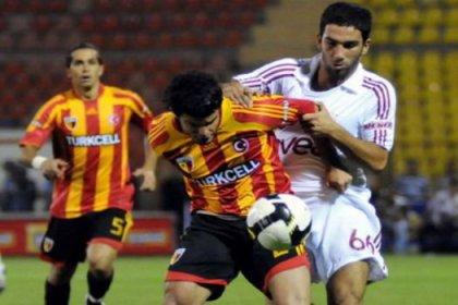 Galatasaray Kayserispor'u ağırlıyor