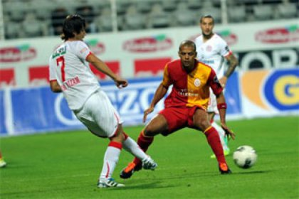 Galatasaray ve Antalya 34. kez