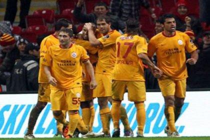 Galatasaray'da hedef 4'te 4