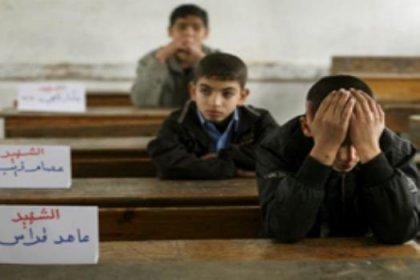 Gazze'de Eğitim Bu Yıl Da Sıkıntılı Başladı