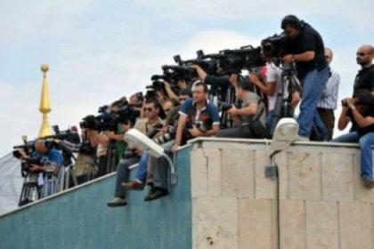 Geçen yıl 103 gazeteci öldürüldü