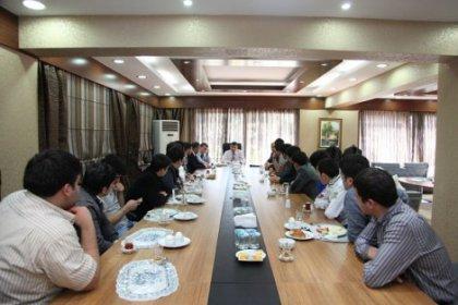 Gençlerden Başkan Keskin'e Ziyaret