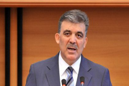 Gül'den 'basın özgürlüğü' açıklaması