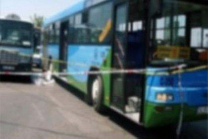 Halk otobüsünde hain tuzak