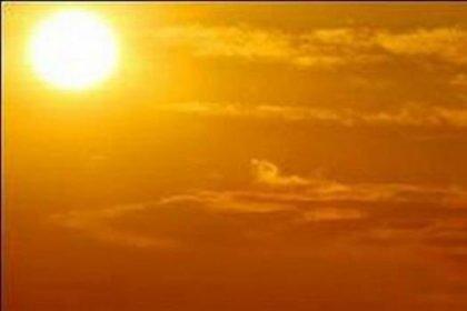 Hava sıcaklığı mevsim normallerinin üç derece üstünde