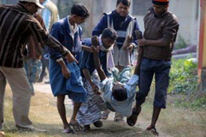 Hindistan'da kaçak içki 126 can aldı