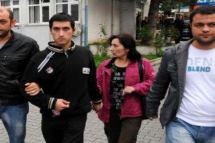Hırsız anne-oğul tutuklandı