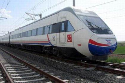 Hızlı tren Bursa'ya gidiyor