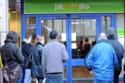 İngiltere'de rekor işsizlik