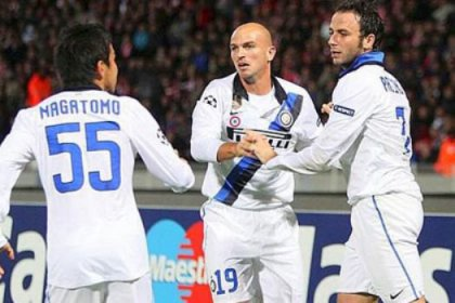 Inter öldü öldü dirildi!