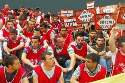 İş Cinayetlerine Karşı Taksim'de!