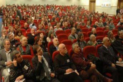 İşçi sağlığı kongresinde barış çığlığı