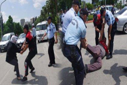İşçilere saldırı planı Adana AKP'den