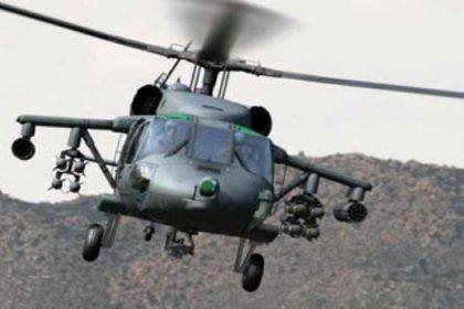 İsrail helikopterleri Rumlarla tatbikatta