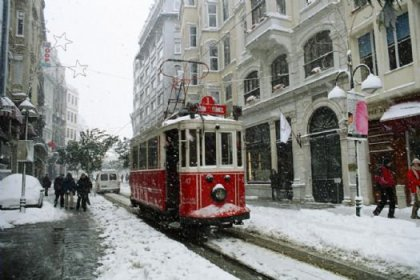 İstanbul'a kar yağacak, Türkiye donacak