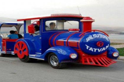 İşte nostaljik tren