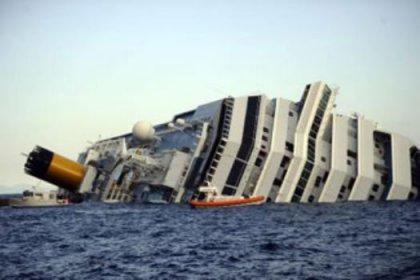 İtalya'daki gemi kazasında kayıp sayısı 36