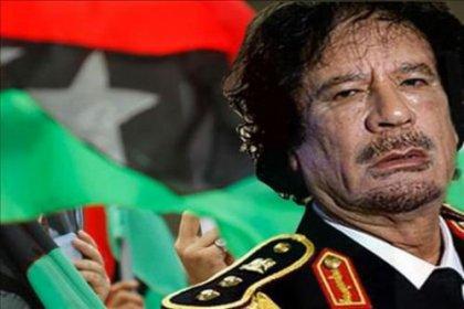 Kaddafi sıkıştırıldı