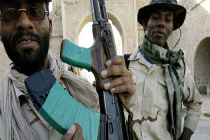 Kaddafi'nin askerleri Türk şantiyelerinde saklandı
