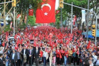 Kadıköy'de yüz binler yürüdü!