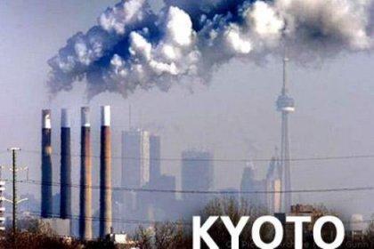 Kanada, Kyoto'dan çekildi