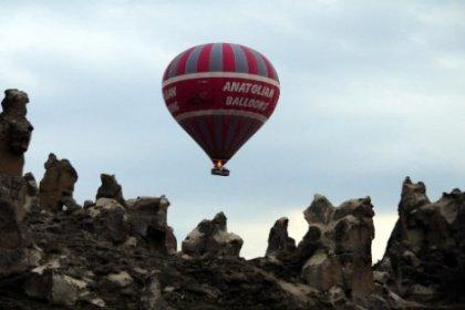 Kapadokya Turistlerin Vazgeçilmezi