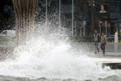 Karadeniz'de yağış uyarısı