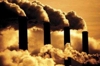 Karbondioksit salınımında rekor artış