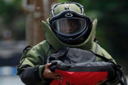 Kartal'da bomba paniği
