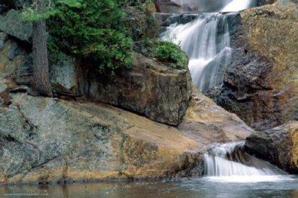 Kayalardan fışkıran güzellik
