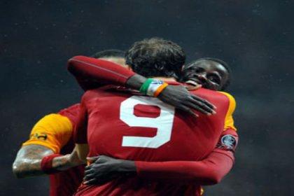 Kayserispor, Galatasaray'la dalga geçti