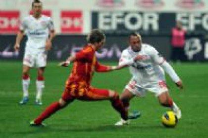 Kayserispor'dan 1 TL'ye maç