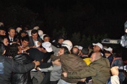 KESK, AKP il binalarına yürüdü