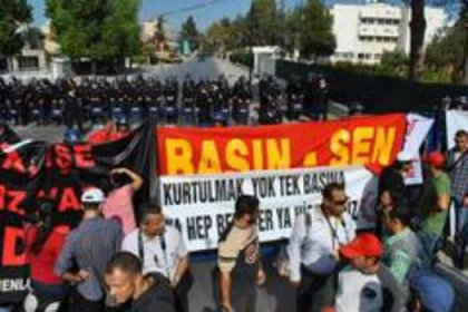 Kıbrıs'ta genel grev