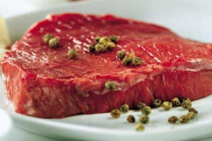 Kırmızı et üretimi bir yılda yüzde 14.3 arttı