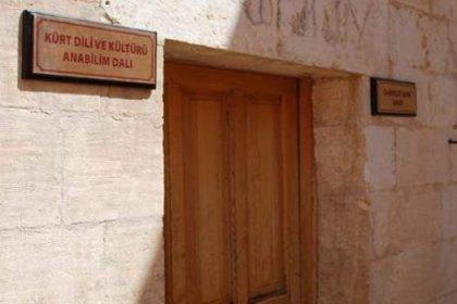 Kürt Dili ve Edebiyatı'na Onay!