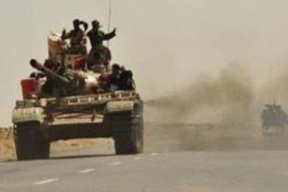 Libyalı muhalifler Beni Velid'e çatışmasız girecek