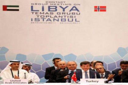 Libya'nın geleceği İstanbul'da tartışılıyor