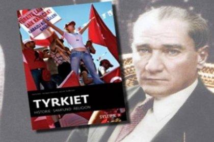 Lise Kitabında Atatürk'e Hakaret