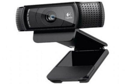 Logitech Full-HD Pro webcam!