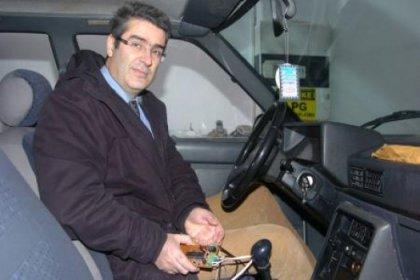 LPG'li araçlarda elektronik kartlı tasarruf