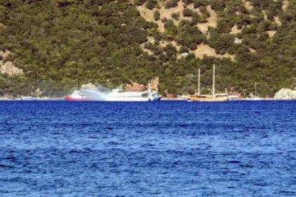 Marmaris Limanı yolcu rekoru kırdı