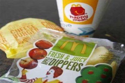 McDonald's'a Krallık ayarı